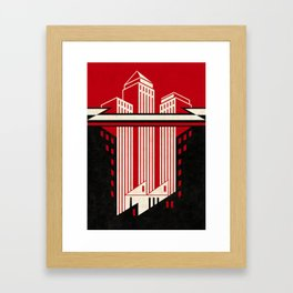 Wolfenstein Framed Art Print