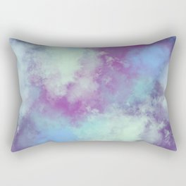 Pastel Smash Rectangular Pillow