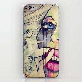 Soul Storm iPhone Skin
