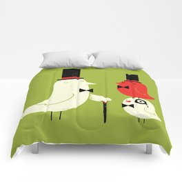 Posh Birds Comforters