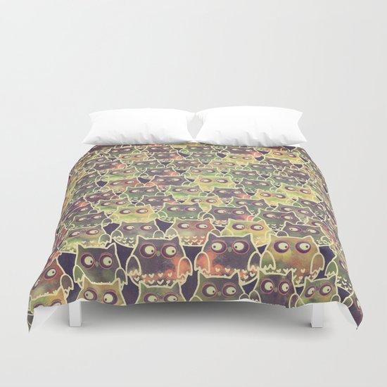owl-314 Duvet Cover