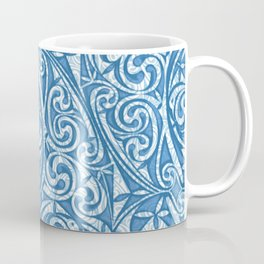 Celtic Warrior woad Coffee Mug