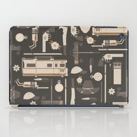 walking dead iPad Cases featuring The Walking Dead by Tracie Andrews