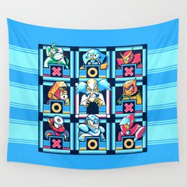 Wily For The Win Wall Tapestry