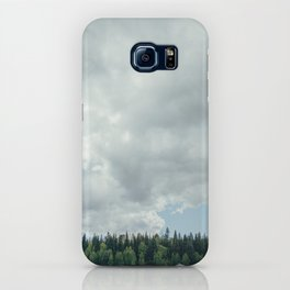 Row of Trees iPhone Case