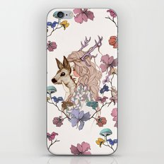 Oh My Deer iPhone Skin