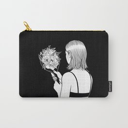 Fall in love with myself first Carry-All Pouch