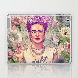 Frida Kahlo III Laptop & iPad Skin