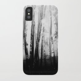 Forest III iPhone Case