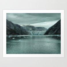 Ice, Ice Baby Art Print