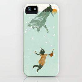 WATER DREAM iPhone Case