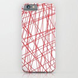 My inner toddler iPhone Case