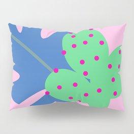 Pastel Succulents Pillow Sham