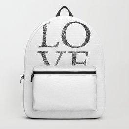 Love Letters Doodle art Backpack