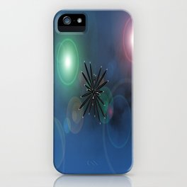 Bugs in outer space.... iPhone Case