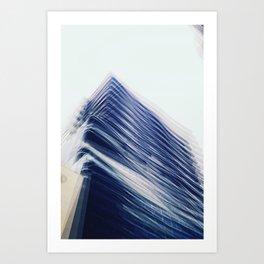 Vertigo #11 Art Print