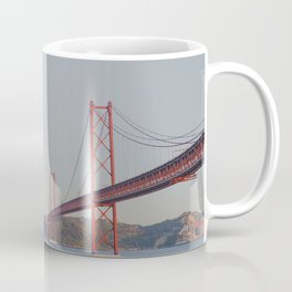 Across the Bridge Coffee Mug