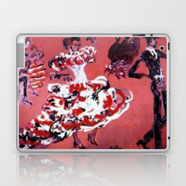 FLAMENCO, Spain                  by Kay Lipton Laptop & iPad Skin