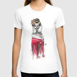 Geisha of Death T-shirt