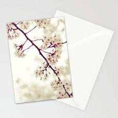 Music of Spring Stationery Cards
