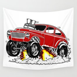62 Volvo Gasser 1a Wall Tapestry