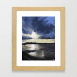 Peel Castle - 2018 Framed Art Print