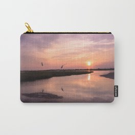 North Topsail Sunset Carry-All Pouch