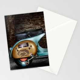 Traveling Melody Stationery Cards