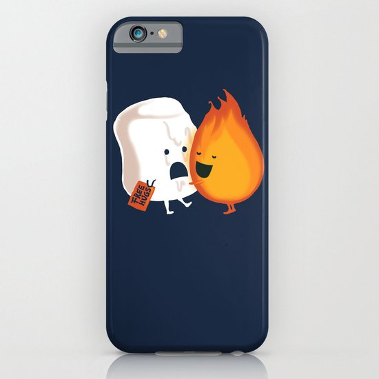 Friendly Fire iPhone & iPod Case