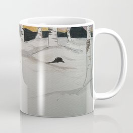 Ginger's Winterscape Coffee Mug