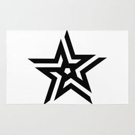 Untitled Star Rug
