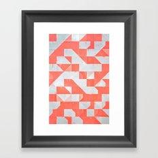 cryymsycle Framed Art Print