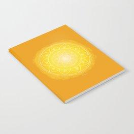 MANIPURA Boho mandala Notebook
