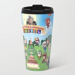 M A R V E L B-Day Travel Mug