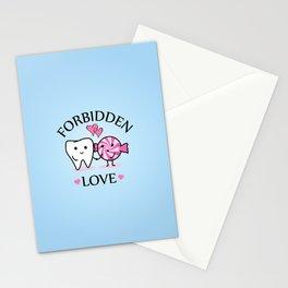 Forbidden Love Stationery Cards