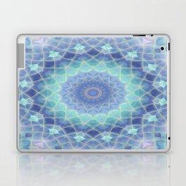 Midnight Frost Laptop & iPad Skin