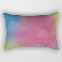 Fog Jitter Rectangular Pillow