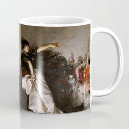"""John Singer Sargent """"El Jaleo"""" Coffee Mug"""