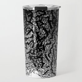 Modern Lace Travel Mug