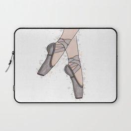 Ballet shoes Laptop Sleeve