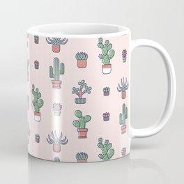 I Love Succulents Coffee Mug