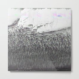 08-04-32 (.BMP Glitch) Metal Print