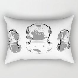 Dive for Adventure Rectangular Pillow