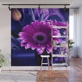 Gerber Floral Arrangement Wall Mural