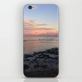 Connecticut Sunset iPhone Skin