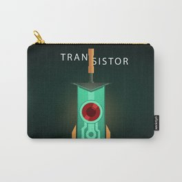 Transistor [2] Carry-All Pouch