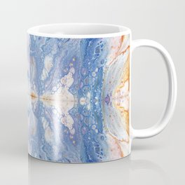 Colorful Water Splash Exotica by annmariescreations Coffee Mug