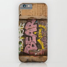 Who's Afraid of the Big Pink Bear iPhone 6s Slim Case