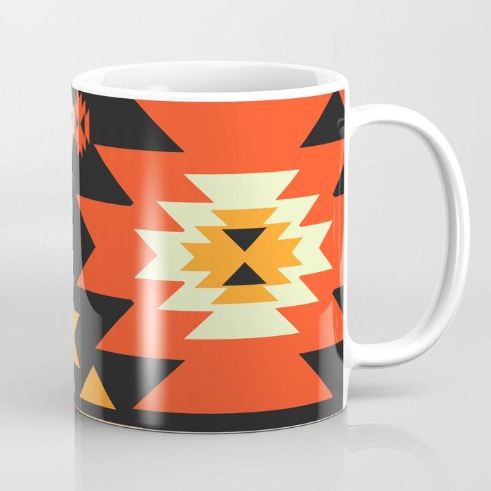 Native Geometric Shapes Coffee Mug