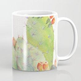 Cactus Watercolor 2 Coffee Mug